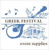 greek festivals supplies