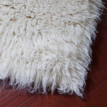 Flokati Rug - 2 ft. by 5 ft.