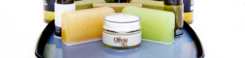 Greek Olive Oil Soap & Olivia Beauty Products