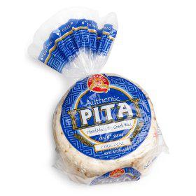 "Greek Pita Bread - Kronos - 6"" - 1 pc"