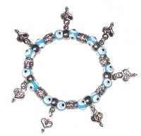 Eye Bracelets With Charms