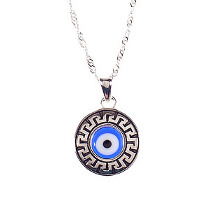 Evil Eye Necklace from Greece