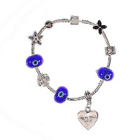 Casual Evil Eye Bracelets