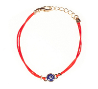 Adjustable Evil Eye Bracelets