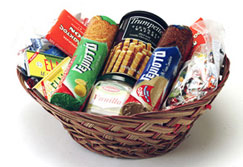 greek dessert gift basket
