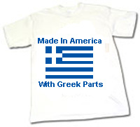 Greek T-Shirt