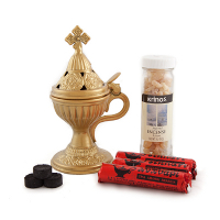 Greek Incense & Charcoal