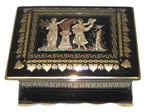 Greek jewelry box
