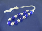Silver Worry Beads